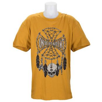 Independent Trucks Grind Catcher T-Shirt Gold