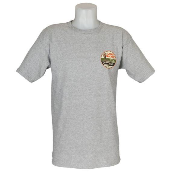 Loser Machine T-Shirt Explosive Stock Grey 2