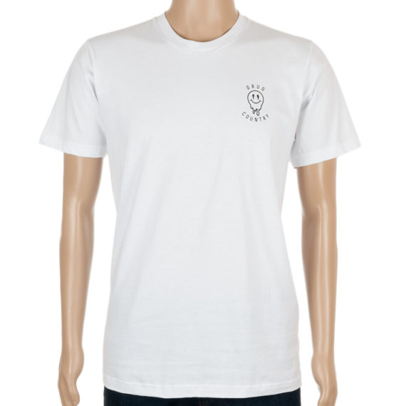Mother Collective Skateboards T-Shirt Gravy White