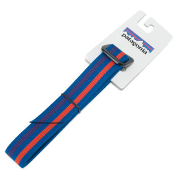 Patagonia Clothing Friction Belt Andes Blue