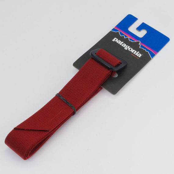 Patagonia Clothing Friction Belt Cochineal Red