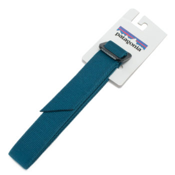 Patagonia Clothing Friction Belt Glass Blue