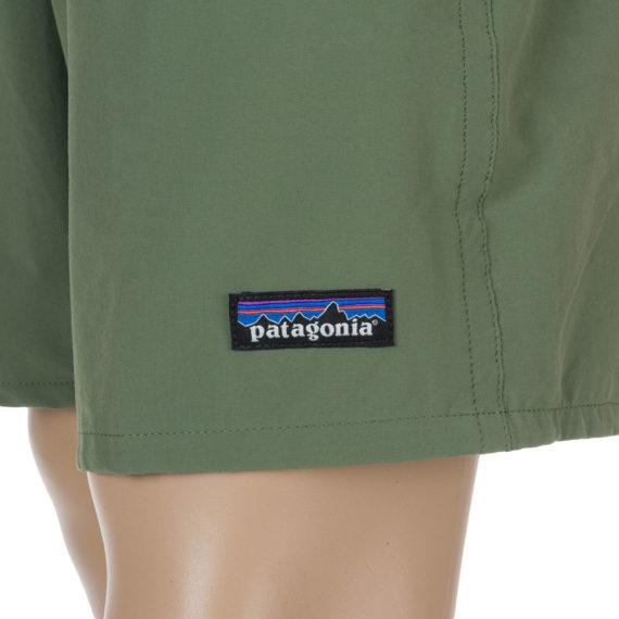 Patagonia Clothing Mens Shorts Baggies Stretch Camp Green