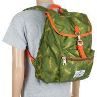 Poler Stuff Field Pack Bag Green Camo