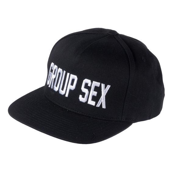Primitive Clothing Hat Group Sex Snap Back Black