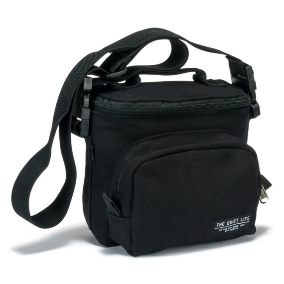 Quiet Life Clothing Camera Bag Black