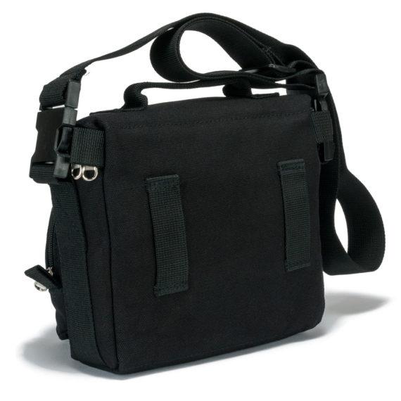 Quiet Life Clothing Camera Bag Black 2