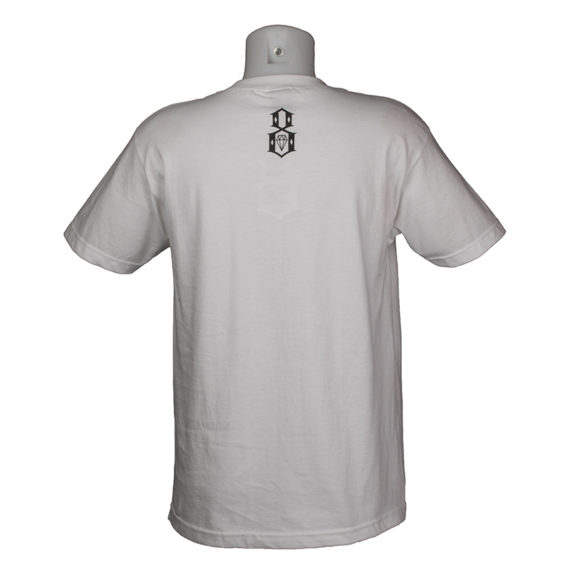 Rebel 8 Rifamos T-Shirt White 2
