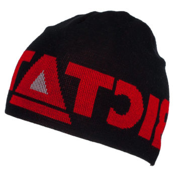 Ricta Wheels Beanie Ricta Reflect Black Red