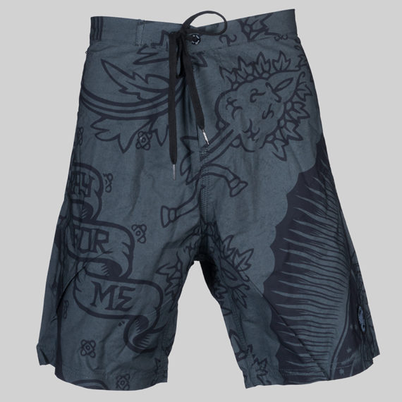 Santa Cruz Skateboards Shorts Lady Guadaloupe Boardshorts