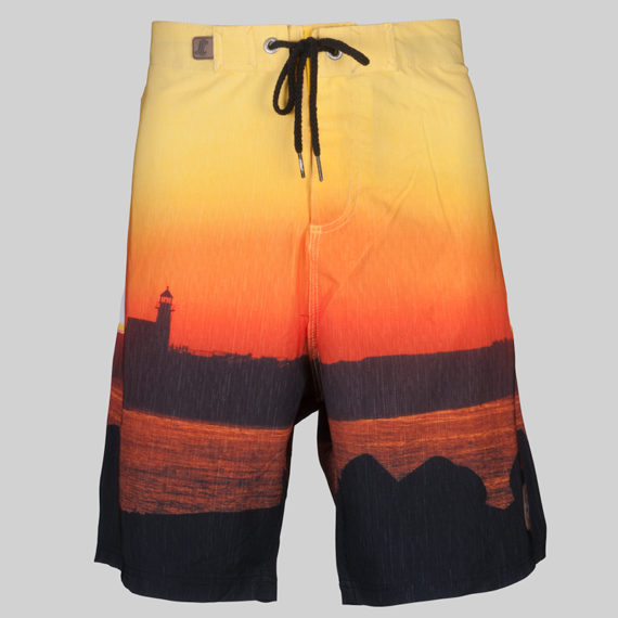 Santa Cruz Skateboards Shorts Lighthouse Sunset Boardshorts