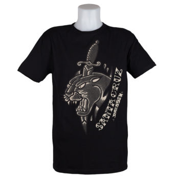 Santa Cruz T-Shirt Dressen Panther Black