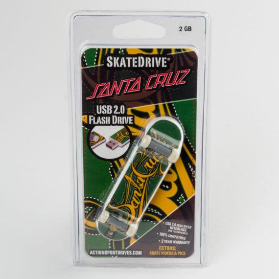 Santa Cruz Skateboards 2GB Pendrive Script