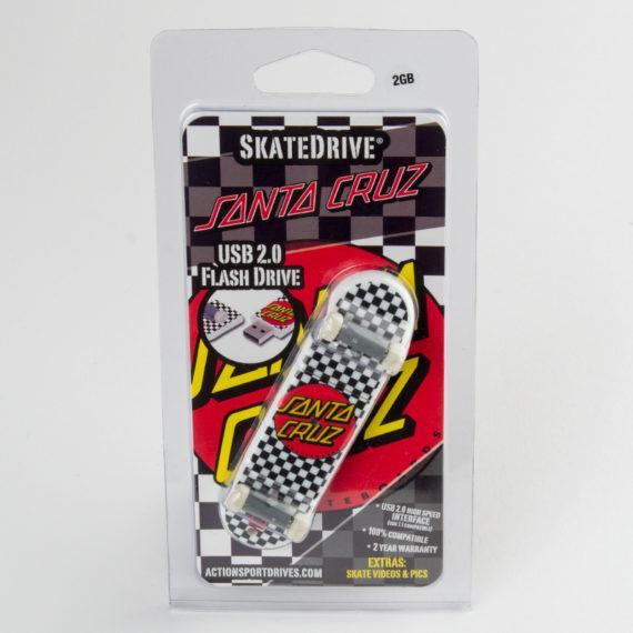 Santa Cruz Skateboards 2GB Pendrive Checker