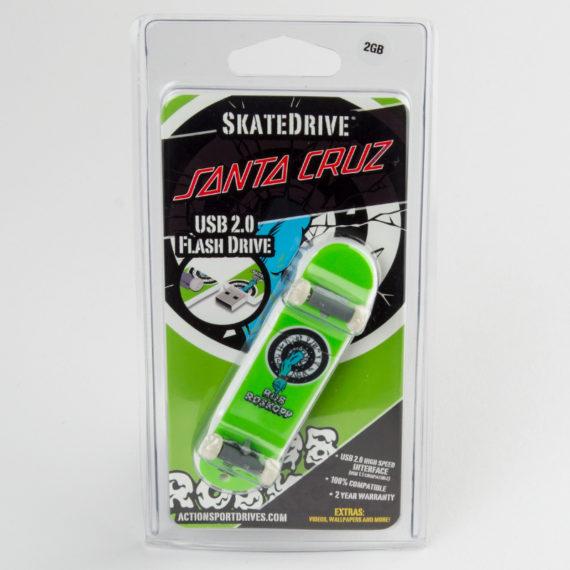 Santa Cruz Skateboards 2GB Pendrive Rob Roskopp 1