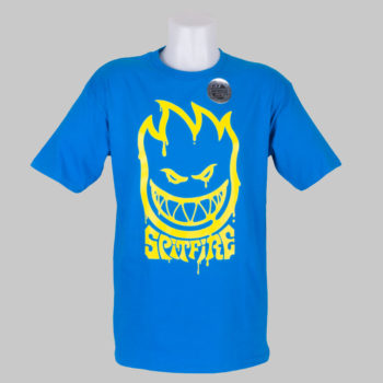 Spitfire Wheels T-Shirt Tripper Turquoise