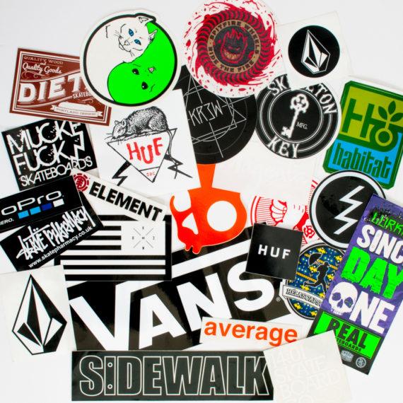 Assorted Sticker Pack - 50 Stickers