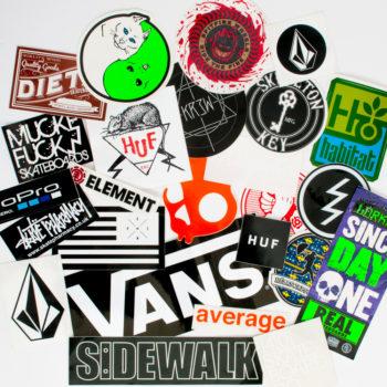 Assorted Sticker Pack - 100 Stickers