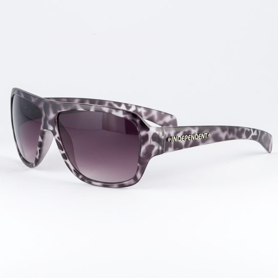 Independent Regrets Charcoal Tortoise Shell Sunglasses