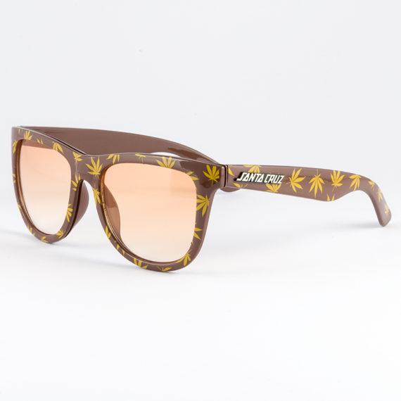 Santa Cruz High Life Caramel Sunglasses