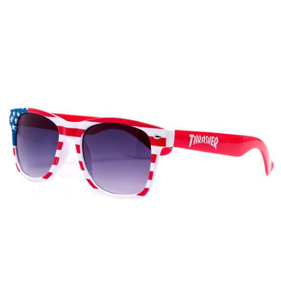 Thrasher Stars And Stripes Sunglasses