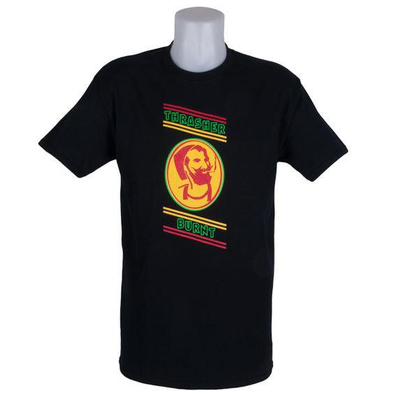Thrasher Magazine Rasta T-shirt 1