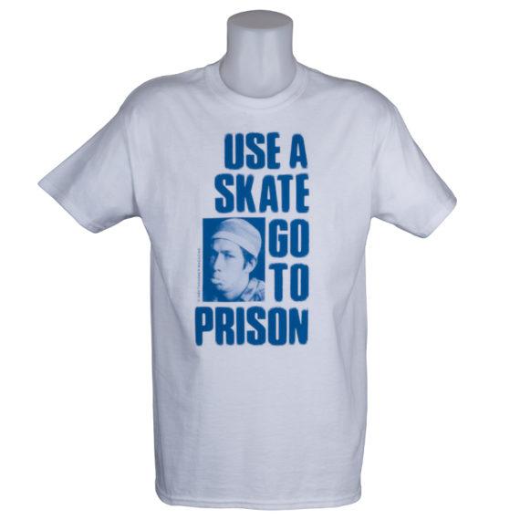 Thrasher Magazine User T Shirt White 1