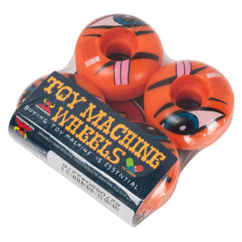Toy Machine Sect Wheels 51mm Orange