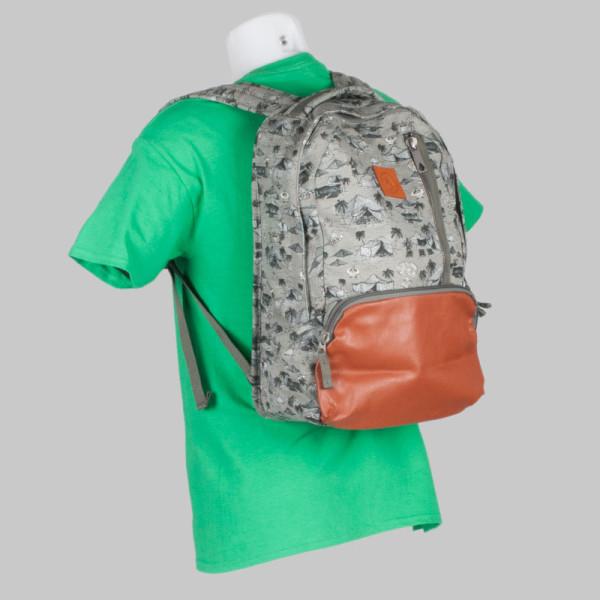 Volcom Clothing Backpack Basis Canvas Slate