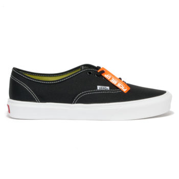 Vans Authentic Lite Shoes Black