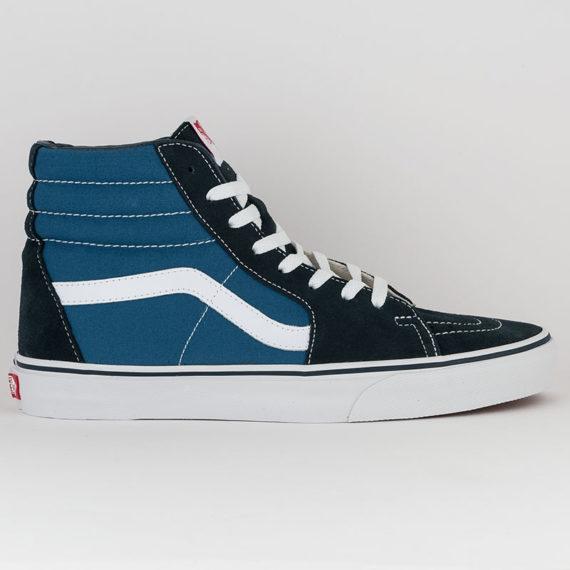 Vans Footwear Sk8-Hi Shoes Navy