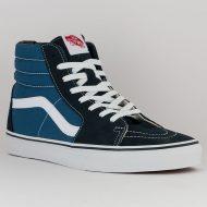 Vans Footwear Sk8-Hi Shoes Navy 5