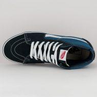 Vans Footwear Sk8-Hi Shoes Navy 4