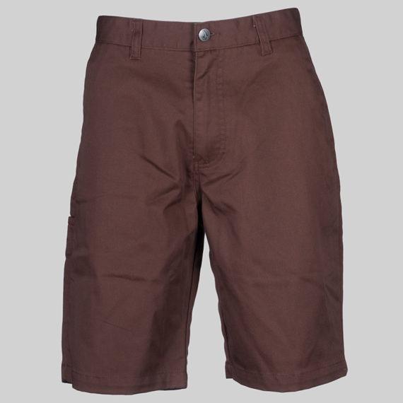 Volcom Clothing Shorts Frozen Chino Coffee