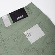 WeSC Clothing Shorts Conway Cargo Green 2