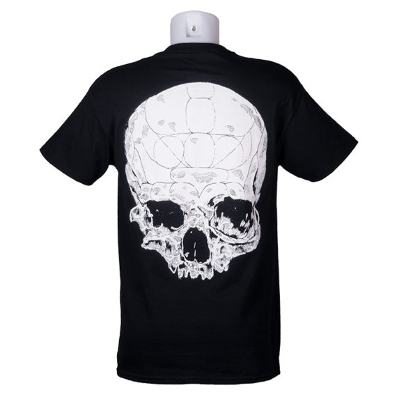Witchcraft Skateboards Catacombs T-Shirt Black