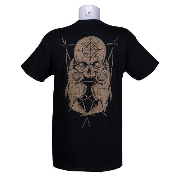 Witchcraft Skateboards Archaic Infamy T-Shirt Black