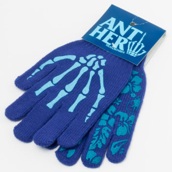 Anti Hero Skateboards Hang Loose Knitted Gloves