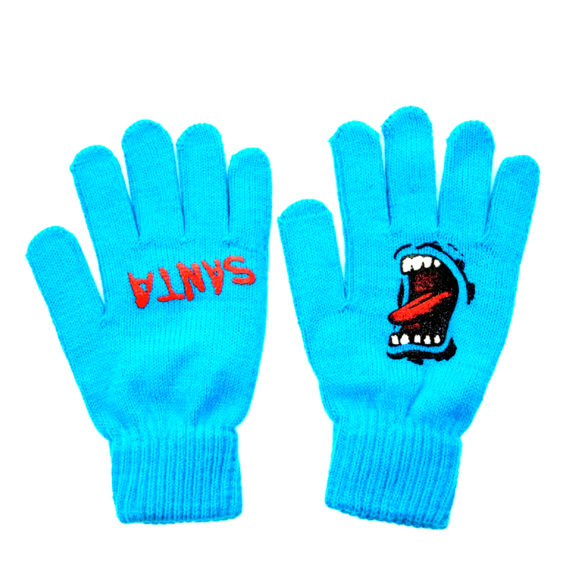 SANTA CRUZ Screaming Hand Gloves