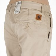 Carhartt WIP Clothing Johnson Pant Safari Rinsed