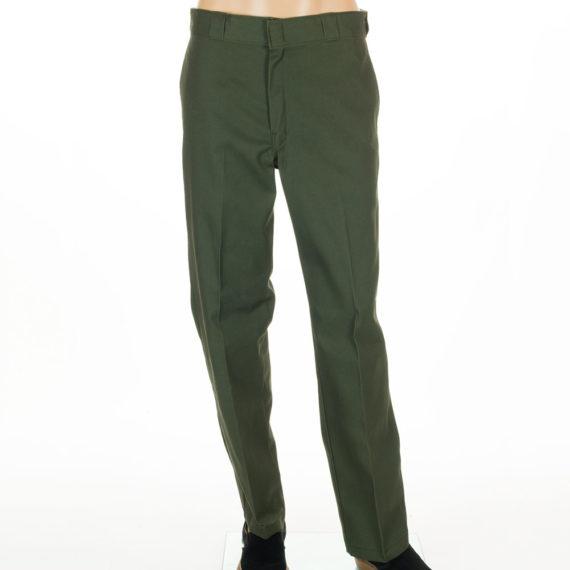 Dickies Clothing 874 Work Pants Green