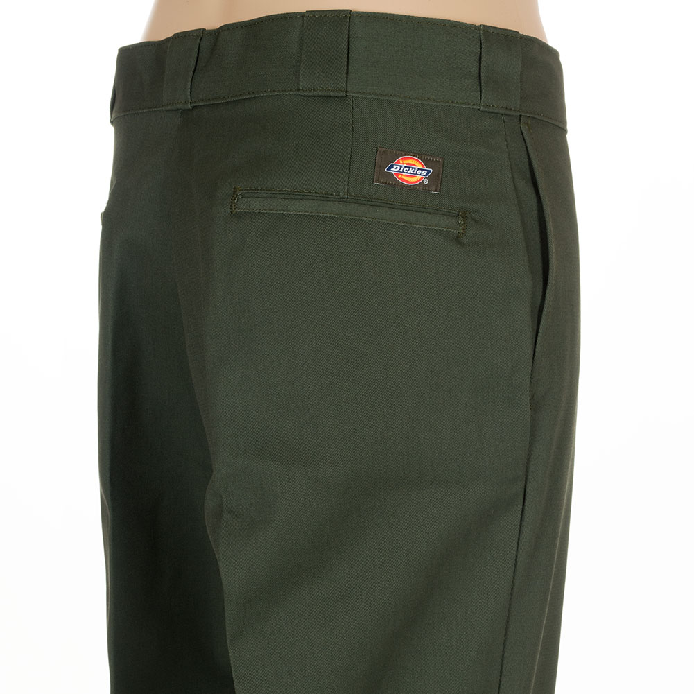 Dickies clothing 874 work pants green at skate pharm for Dickey shirts clothing co