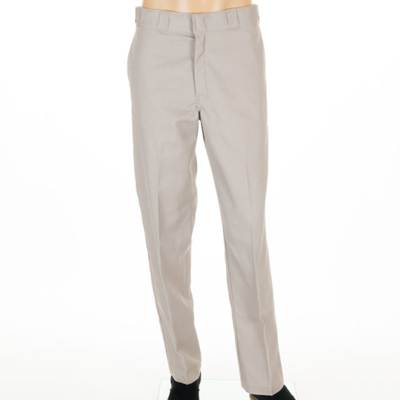 Dickies Clothing 874 Work Pants Silver