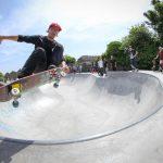 Shot 10 - Thanet Skatepark Event Skate Pharm Ramsgate Jam