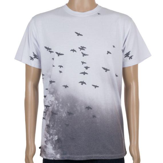 Quiet Life Clothing T-Shirt Birds White