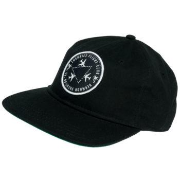 Theories Of Atlantis Bermuda Snapback Hat Black