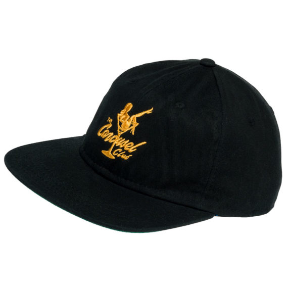 Theories Of Atlantis Carousel Club Hat Black