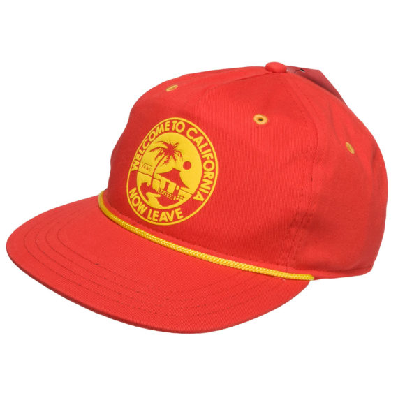 Vans Footwear Benton Hat Reinvent Red