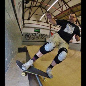 Phil French at Revolution Skatepark
