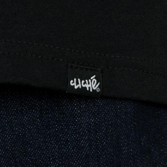 Cliche Eric Dressen Lyon T-Shirt Black